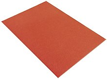 Rayher 5311934 Feutre Textile Orange 30 x 45 x 0,4