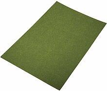Rayher 5311984 Feutre Textile Vert Antique 30 x 45