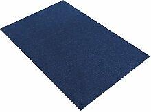Rayher 5335410 Feutre Textile Bleu Clair 30 x 45 x