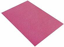 Rayher 5335433 Feutre Textile Rose 30 x 45 x 0,2 cm