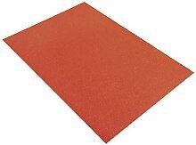Rayher 5335434 Feutre Textile Orange 30 x 45 x 0,2