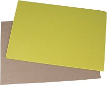 Rayher 5335453 Feutre Textile Vert anis 30 x 45 x