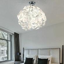 Reality Leuchten - Boule florale de plafonnier de