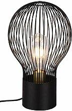 Reality Leuchten Lampe de table Dave R50221032 -
