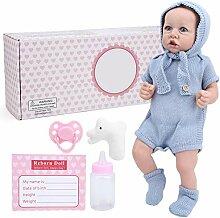 Reborn Baby Doll, 22 Pouces Membres Mobiles