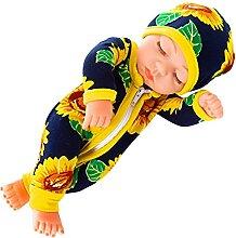 Reborn Toddler Dolls, 30cm Reborn Baby Dolls