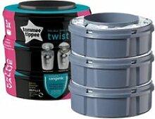 - recharges poubelles twist & click x3 -