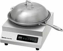 Réchaud à induction pour wok + son wok