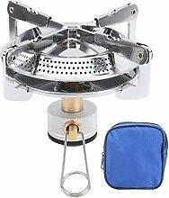Réchaud de camping, Mini cuisinière à gaz