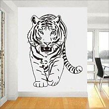 Réchaud mural et autocollant mural en forme De