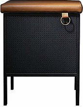 Rectangle Storage Bins Accent Side Table Accueil