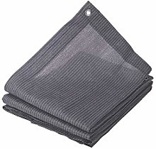 Rectangle Vert Voile Auvent Anti-UV HDPE Ombrelle