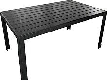 RedNeck GAT-6 Table de jardin en aluminium
