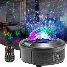 Redpawz Vidéo Projecteur LED, Veilleuse étoile