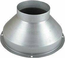 Réduction cheminée D150 - SIC RESEAU : 507F3033