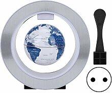 Redxiao~ Globe Flottant, Carte du Monde à