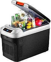 Réfrigérateur de voiture multifonction, mini