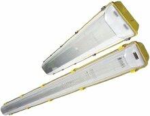 Réglette d'éclairage RS PRO IP65 Fluorescent,