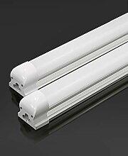 Réglette Tube T8 LED Fluorescent 90cm 3000K 14w
