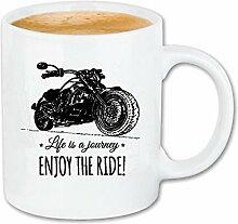Reifen-Markt Tasse à café Custom Bike Profitez