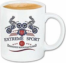 Reifen-Markt Tasse à café Extreme Sports
