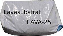 Reinkedesign Cache-poubelle en substrat de lave