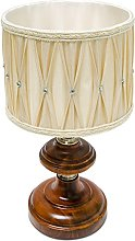 Relaxdays 10018915 Lampe de table moderne avec