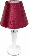 Relaxdays 10018916 Lampe de table/Lampes de chevet
