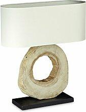 Relaxdays 10020051 Lampe de table lampe de chevet