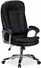 Relaxdays 10022893 Chaise de Bureau Ergonomique