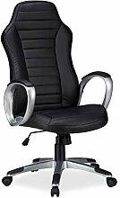 Relaxdays 10022894 Chaise de bureau ergonomique
