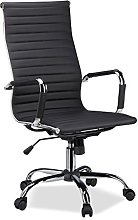 Relaxdays 10022895_46 Chaise de bureau ergonomique