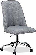 Relaxdays 10022900 Chaise de bureau design