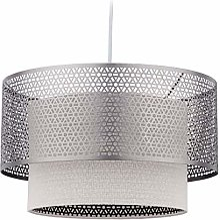 relaxdays 10028060_93 Lampe à Suspendre,1