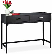 Relaxdays 10035304 Table Console, Meuble
