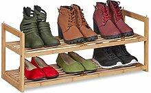 Relaxdays 10035367 Étagère à Chaussures,