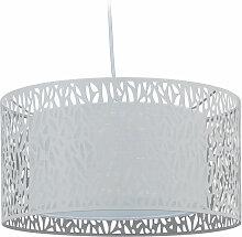 Relaxdays - Lampe à suspendre, pour salon et