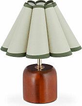 Relaxdays - Lampe de table dans design retro, HxD