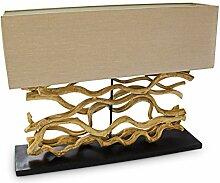 Relaxdays Lampe de table FLUX Bureau chevet E27
