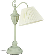 Relaxdays - Lampe de table style antique,