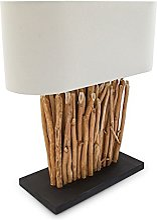 Relaxdays Lampe de table Style Moderne avec