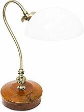 Relaxdays Luminaire lampe de Table LxHxl: 30 x 38