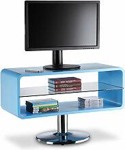 Relaxdays - Meuble TV meuble télé Hifi vintage