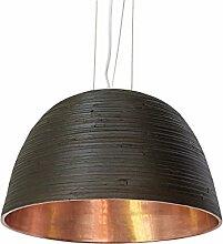 Relaxdays Suspension luminaire lampe de plafond en
