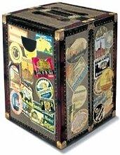 Remember - Tabouret en carton Globtrotter