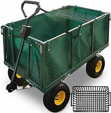 Remorque de transport 4 roues • chariot avec