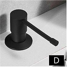 Remplacement de pompe à savon, Distributeur de