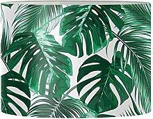 Renewold Abat-jour imprimé feuille de palmier