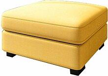 Repose-Pieds Footstool Ottomane Convertible