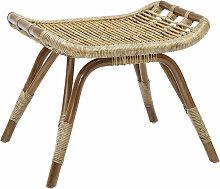 Repose-pieds MONET de Sika Design, Antique
